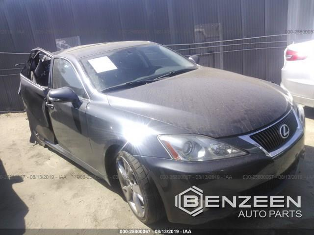 Used 2009 Lexus IS 350 Car For Parts Only For Parts