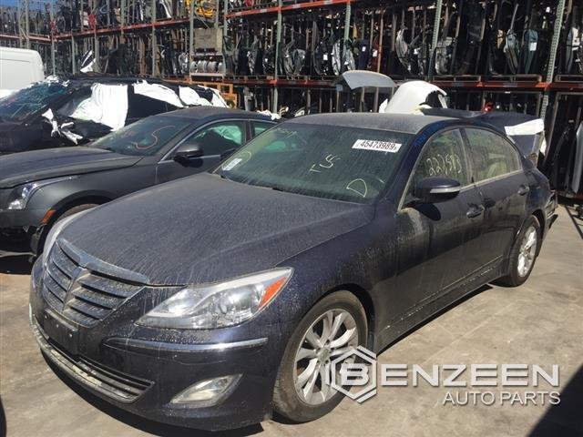 Used 2012 Hyundai Genesis Car For Parts Only For Parts