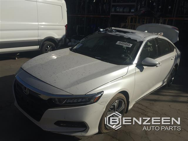 Used 2018 Honda Accord Car For Parts Only For Parts