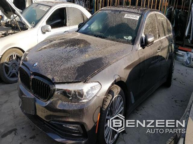 Used 2018 BMW 530i Car For Parts Only For Parts