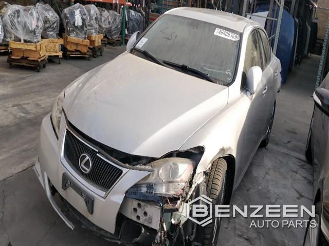 Used 2008 Lexus IS 350 Car For Parts Only For Parts