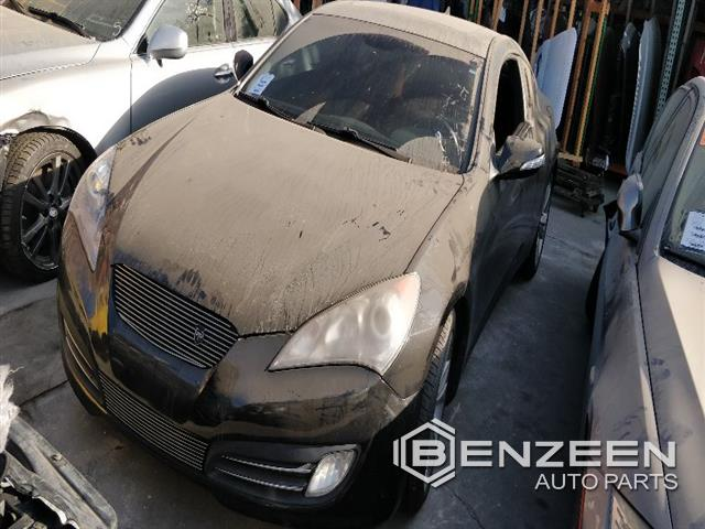 Used 2010 Hyundai Genesis Car For Parts Only For Parts