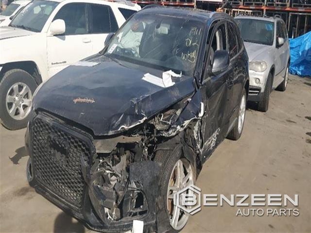Used 2014 Audi Q5 Car For Parts Only For Parts