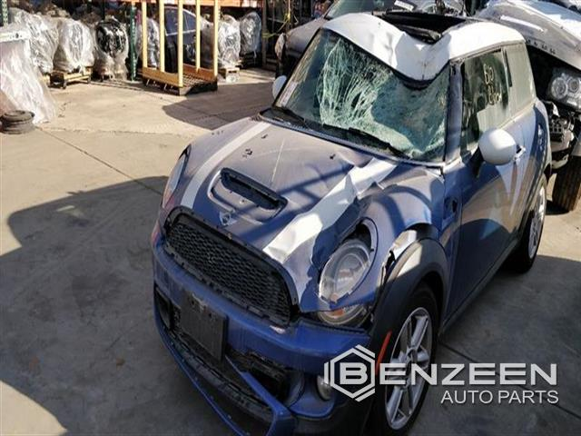 Used 2013 Mini Cooper Coupe Car For Parts Only For Parts
