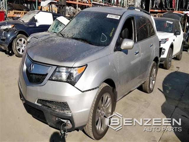 Used 2010 Acura MDX Car For Parts Only For Parts