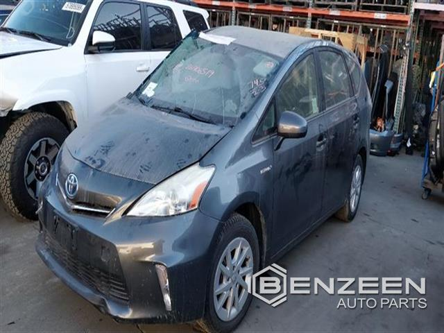 Used 2012 Toyota Prius V Car For Parts Only For Parts
