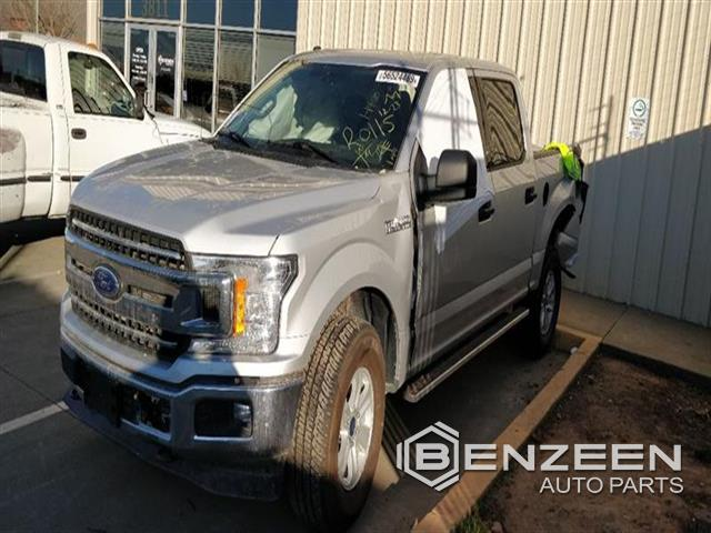 Used 2018 Ford F-150 Car For Parts Only For Parts