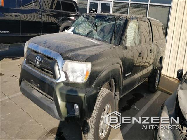 Used 2012 Toyota Tacoma Car For Parts Only For Parts