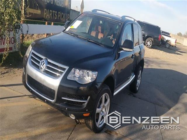 Used 2008 Volkswagen Touareg Car For Parts Only For Parts