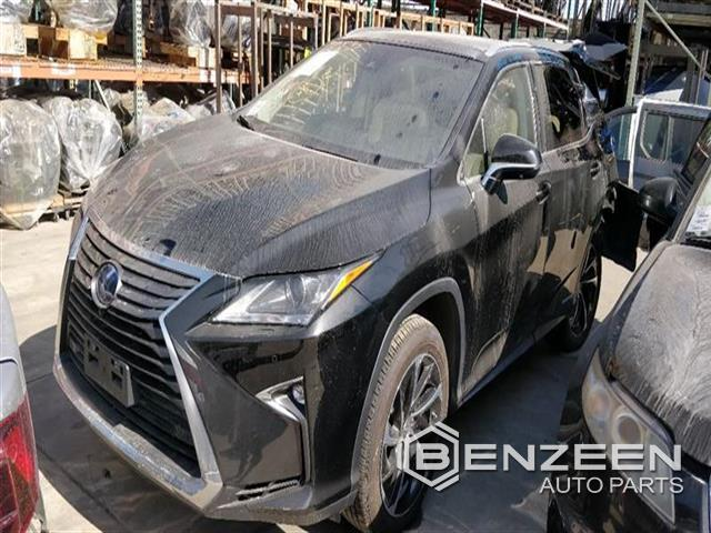 Used 2016 Lexus RX 450h Car For Parts Only For Parts