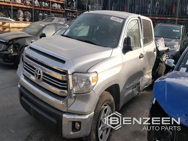 Used 2016 Toyota Tundra Car For Parts Only For Parts
