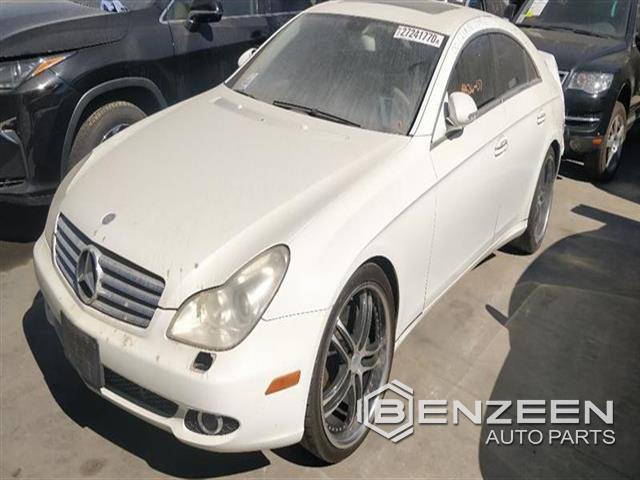 Used 2007 Mercedes-Benz CLS550 Car For Parts Only For Parts
