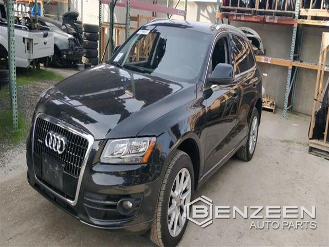 Used 2010 Audi Q5 Car For Parts Only For Parts