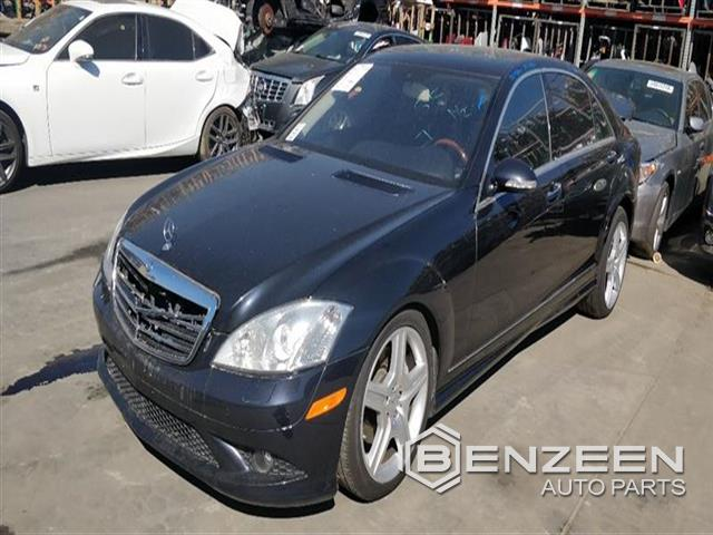 Used 2009 Mercedes-Benz S550 Car For Parts Only For Parts