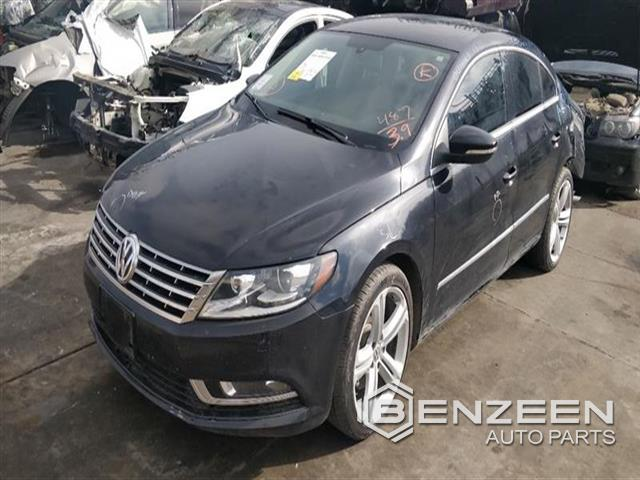 Used 2013 Volkswagen CC Car For Parts Only For Parts