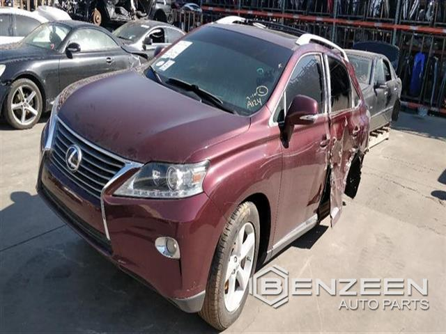 Used 2013 Lexus RX 350 Car For Parts Only For Parts