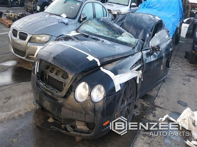 Used 2007 Bentley Continental GT Car For Parts Only For Parts