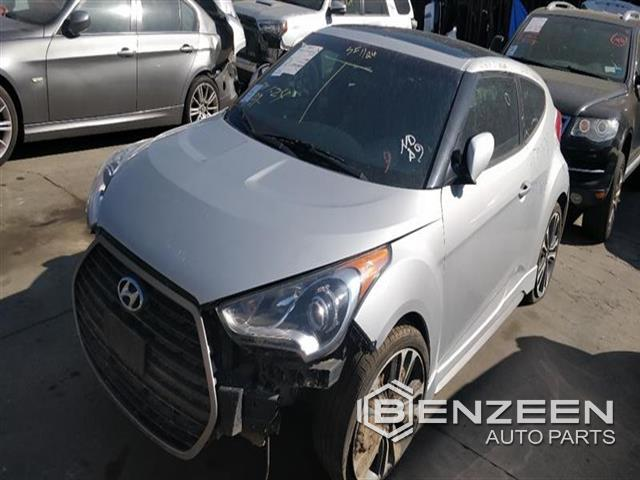 Used 2017 Hyundai Veloster Car For Parts Only For Parts