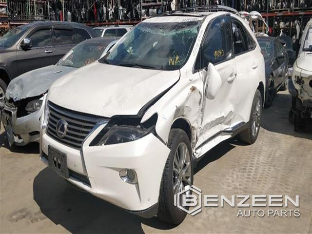 Used 2013 Lexus RX 450h Car For Parts Only For Parts