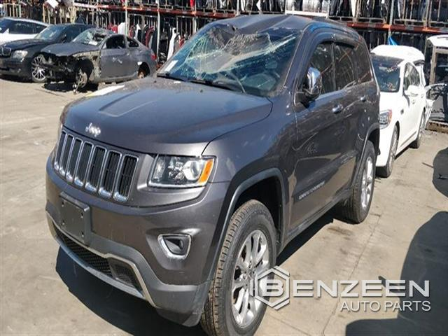 Used 2014 Jeep Grand Cherokee Car For Parts Only For Parts
