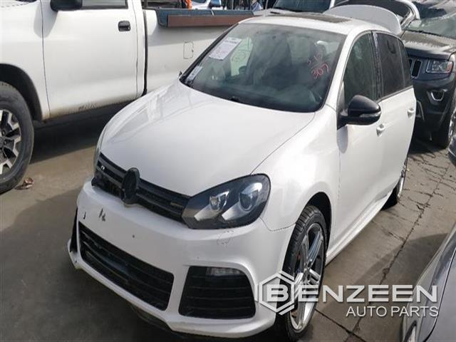 Used 2012 Volkswagen Golf Car For Parts Only For Parts