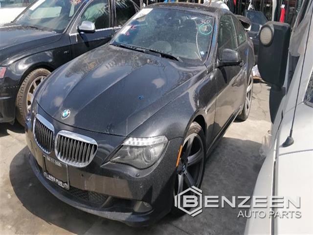 Used 2010 BMW 650i Car For Parts Only For Parts