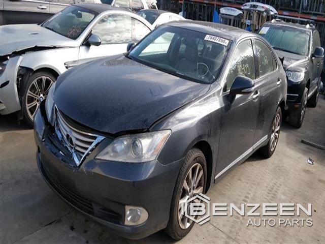 Used 2010 Lexus ES 350 Car For Parts Only For Parts