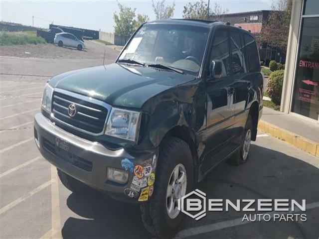Used 1999 Toyota Land Cruiser Car For Parts Only For Parts