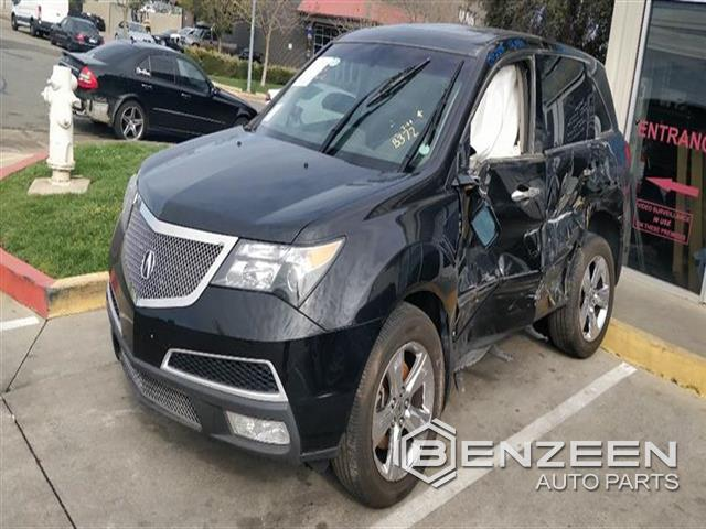 Used 2012 Acura MDX Car For Parts Only For Parts