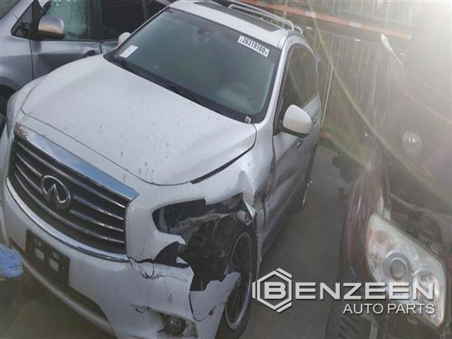 Used 2014 Infiniti QX60 Car For Parts Only For Parts