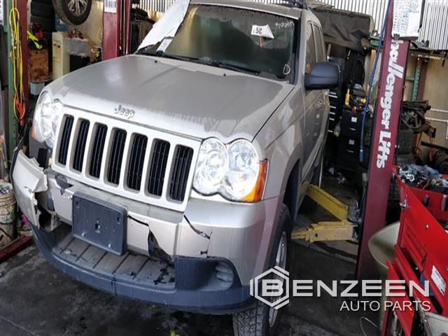Used 2010 Jeep Grand Cherokee Car For Parts Only For Parts
