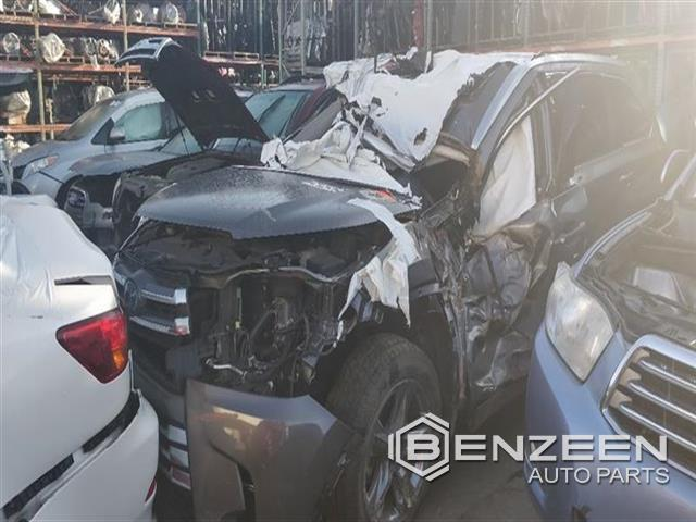 Used 2018 Toyota Highlander Hybrid Car For Parts Only For Parts