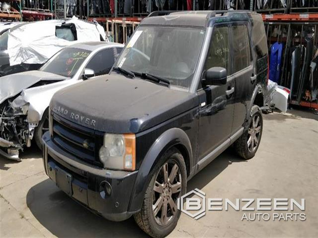 Used 2009 Land Rover LR3 Car For Parts Only For Parts