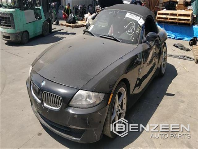 Used 2007 BMW Z4 Car For Parts Only For Parts