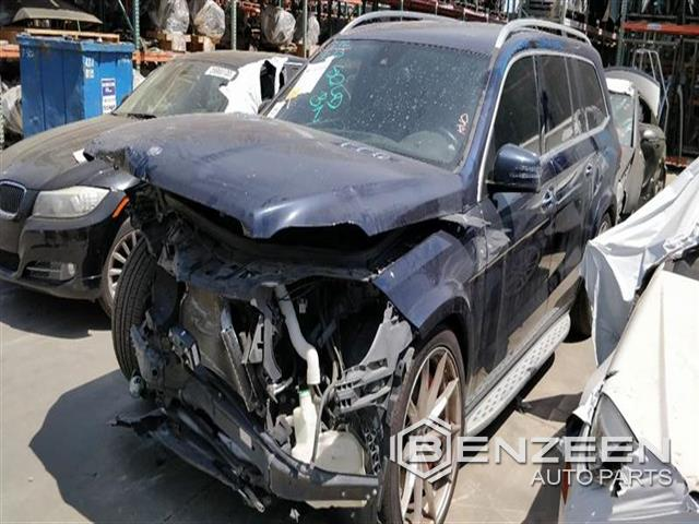 Used 2013 Mercedes-Benz GL550 Car For Parts Only For Parts