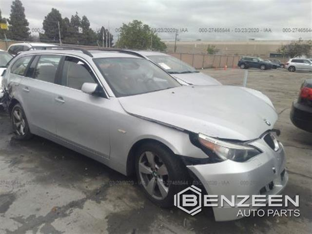 Used 2007 BMW 530i Car For Parts Only For Parts