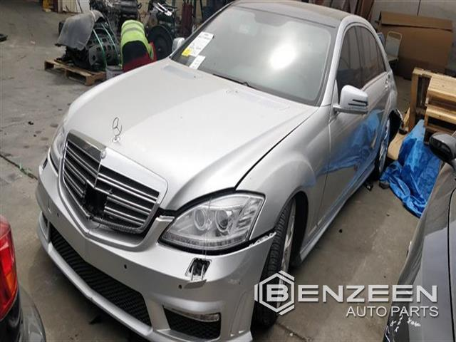 Used 2007 Mercedes-Benz S550 Car For Parts Only For Parts