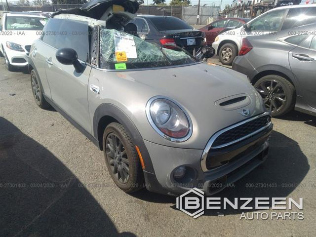 Used 2017 MINI Cooper Coupe Car For Parts Only For Parts