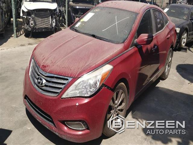 Used 2013 Hyundai Azera Car For Parts Only For Parts