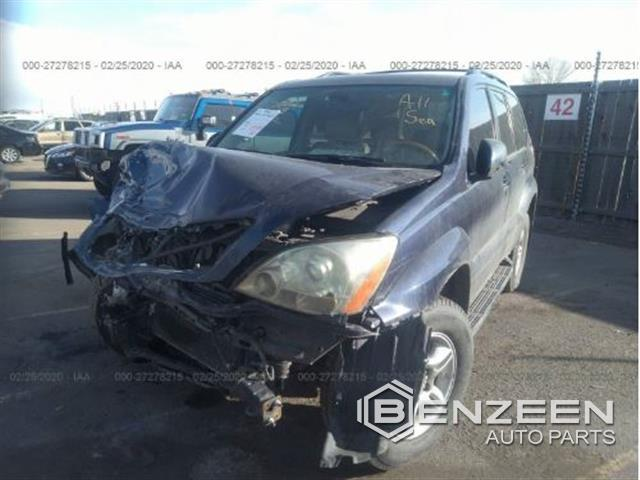 Used 2005 Lexus GX 470 Car For Parts Only For Parts