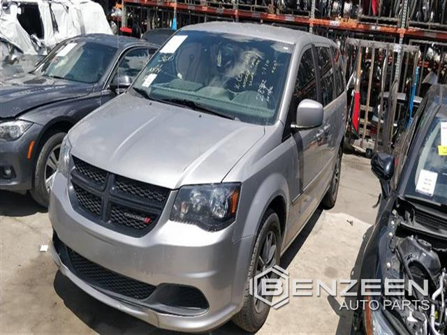 Used 2017 Dodge Caravan Car For Parts Only For Parts