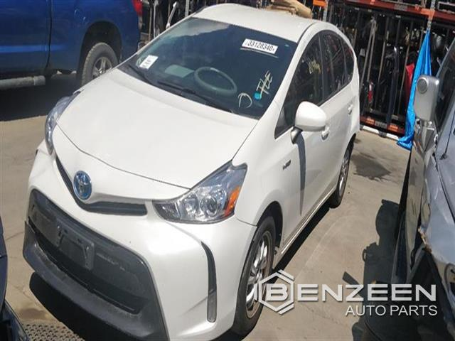 Used 2015 Toyota Prius V Car For Parts Only For Parts