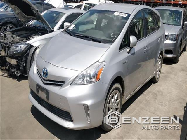 Used 2013 Toyota Prius V Car For Parts Only For Parts