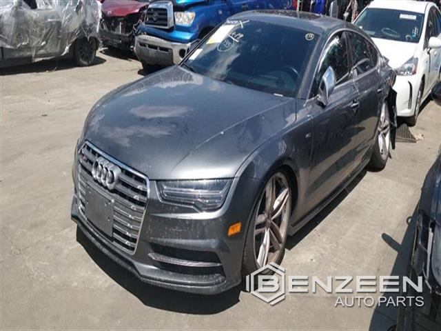 Used 2016 Audi S7 Car For Parts Only For Parts