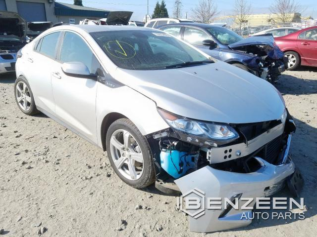 Used 2017 Chevrolet Volt Car For Parts Only For Parts