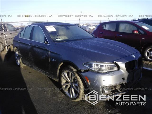 Used 2015 BMW 535i Car For Parts Only For Parts
