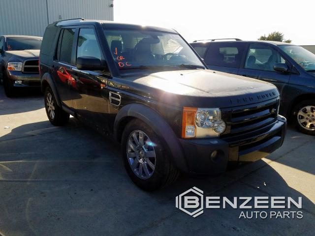 Used 2005 Land Rover LR3 Car For Parts Only For Parts