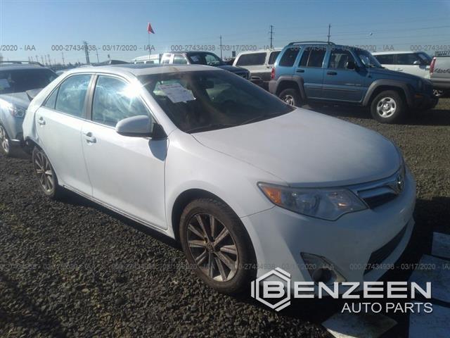 Used 2014 Toyota Camry Hybrid Car For Parts Only For Parts