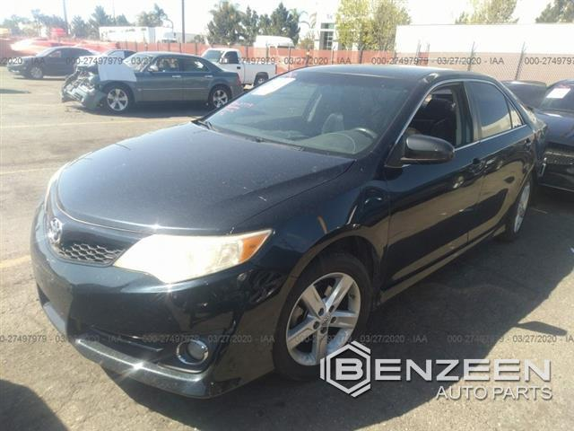 Used 2013 Toyota Camry Hybrid Car For Parts Only For Parts