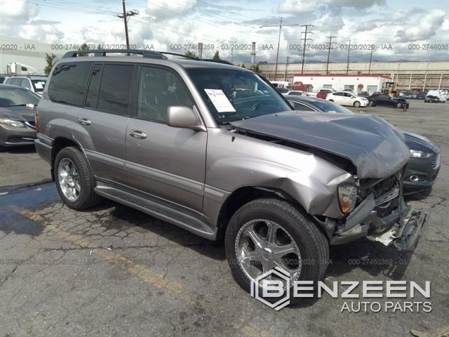 Used 2006 Toyota Land Cruiser Car For Parts Only For Parts